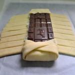 צמת שמרים-שוקולד-קוקוס