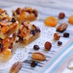 פלורנטינים – ריבועי אגוזים ופירות יבשים מטריפים