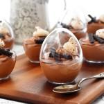 מוס שוקולד קטיפתי