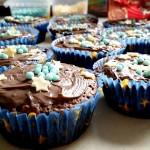 מאפינס שוקולד רום קוקוס – מסיבת מוצץ