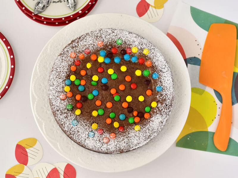 עוגת שוקולד מהירה