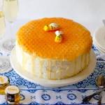 עוגת כוורת – הקינוח האולטימטיבי לראש השנה