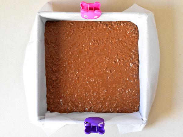 הכנת אצבעות שוקולד