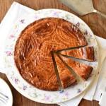 העוגה הבאסקית של טיירי באמאס