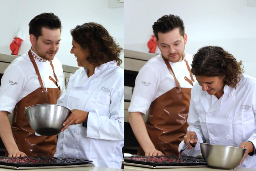 השף ואני