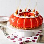 המפונפנת – עוגת מוס שקדים ופטל בשיתוף עם צבי אבידור