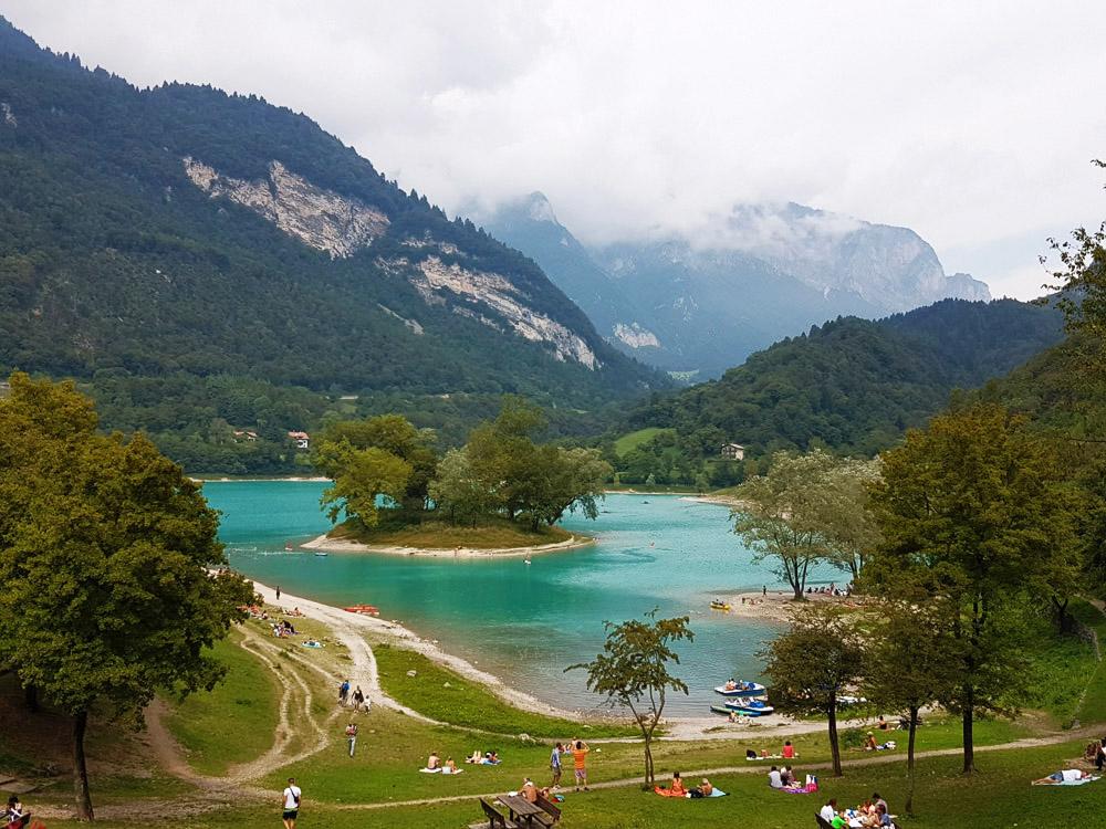 אגם טנו צפון איטליה