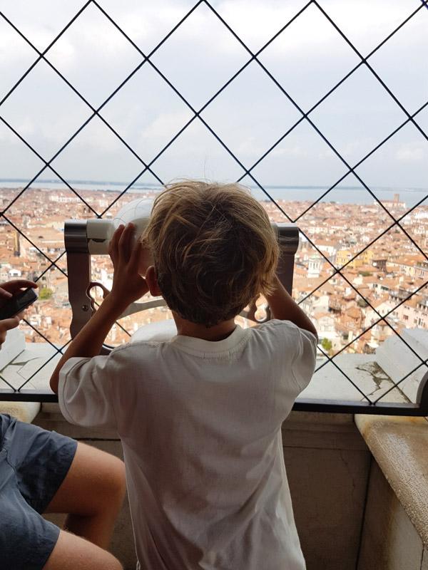תצפית ממגדל ונציה