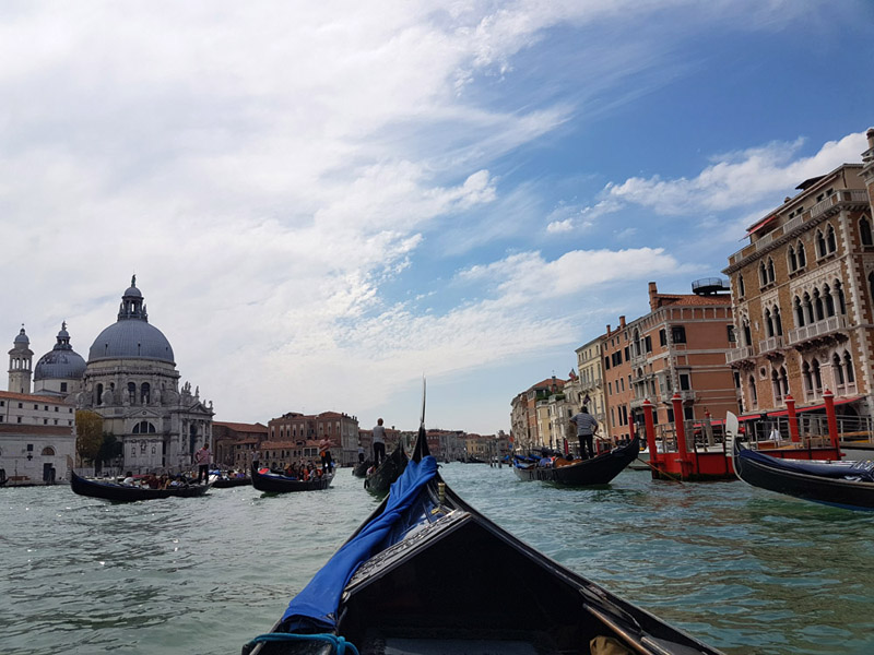 גונדולה ונציה