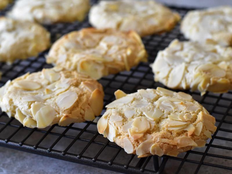 עוגיות שקדים איטלקיות