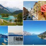 הטיול שלנו לאגם גארדה באיטליה והסביבה