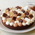 פאי שוקולד וקרמל