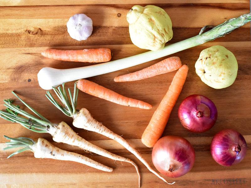 ירקות לצלי