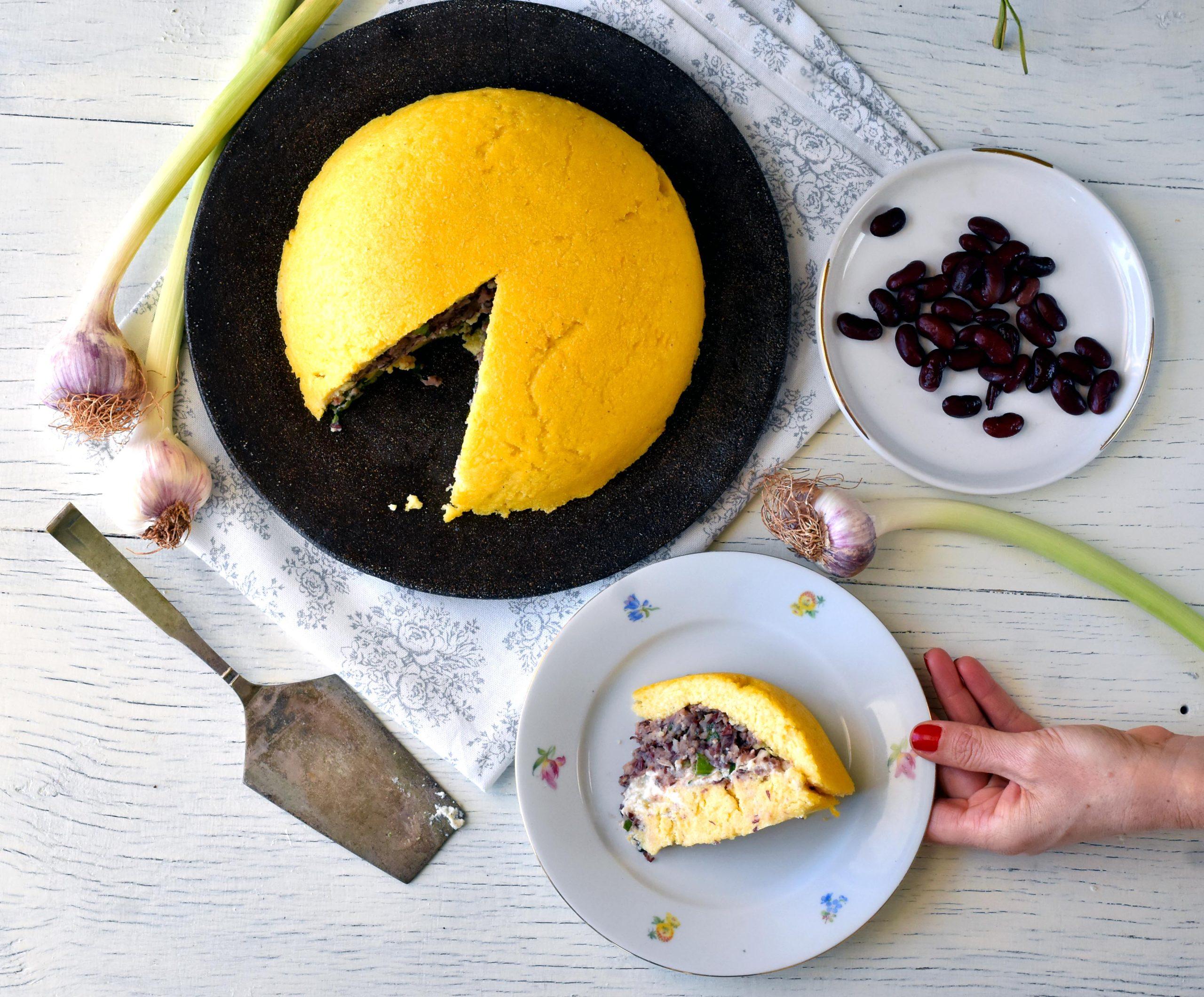 עוגת פולנטה של אורי שביט