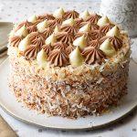 עוגת באונטי – עוגת היומולדת שלי
