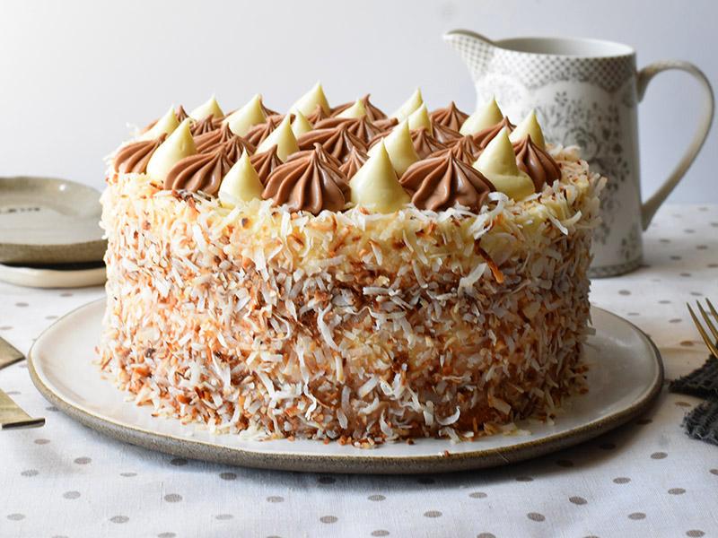 עוגת יומולדת עוגת באונטי
