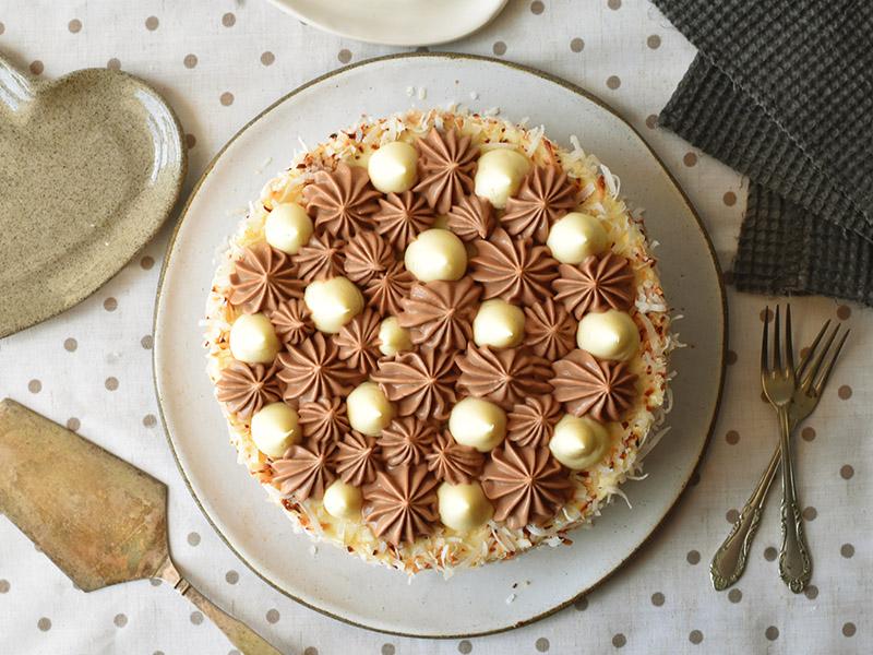 עוגת באונטי