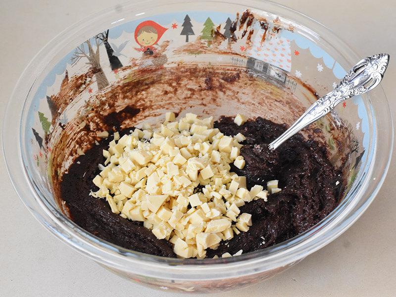 פצפוצי שוקולד לבן