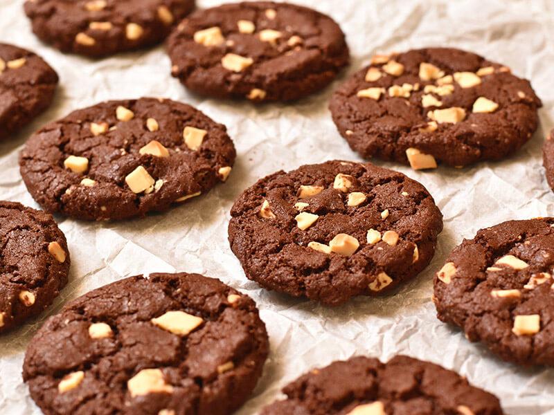 עוגיות השוקולד צ'יפס הכי טעימות בעולם
