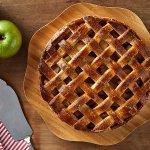 פאי תפוחים מופחת סוכר
