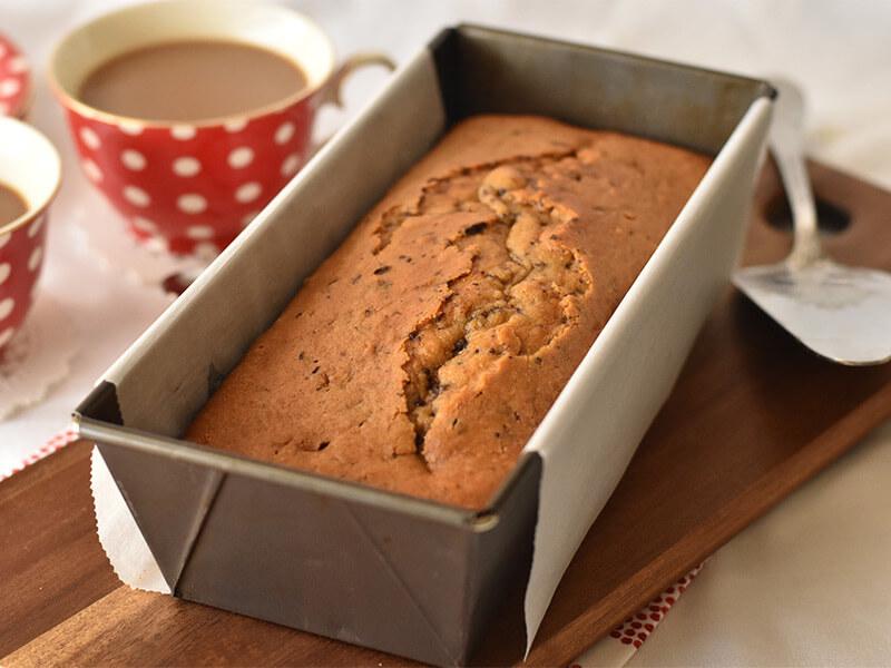 עוגת קפה ופצפוצים חמה מהתנור