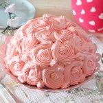 עוגת קצפת חגיגית – עוגת היומולדת הראשונה של גוזלית