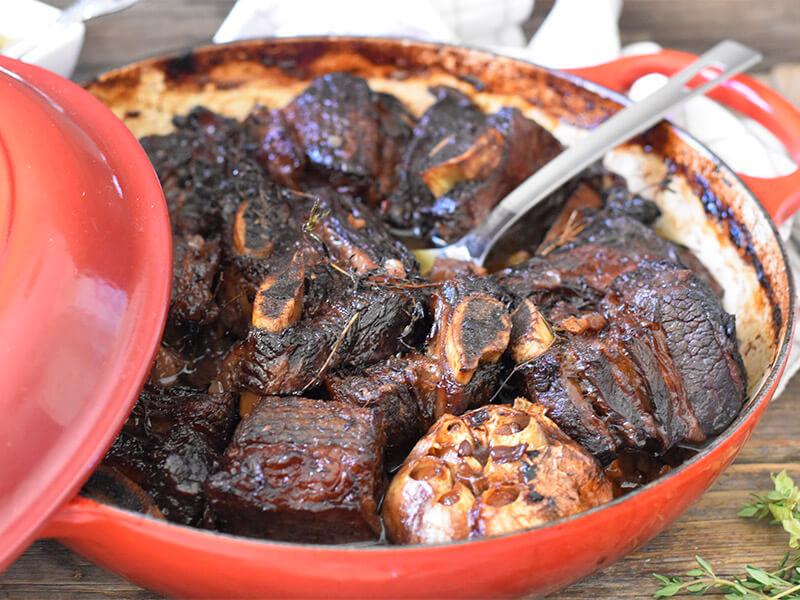 אסאדו בתנור