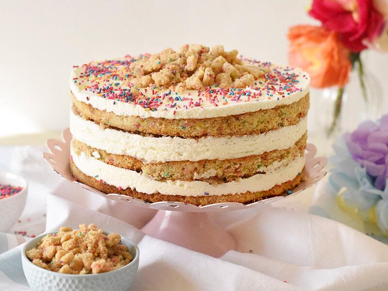 עוגת יומולדת של מילק בר