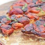 טארט טאטין עגבניות שרי