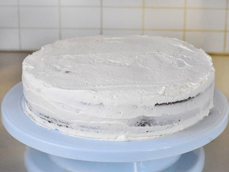 ציפוי עוגת שוקולד