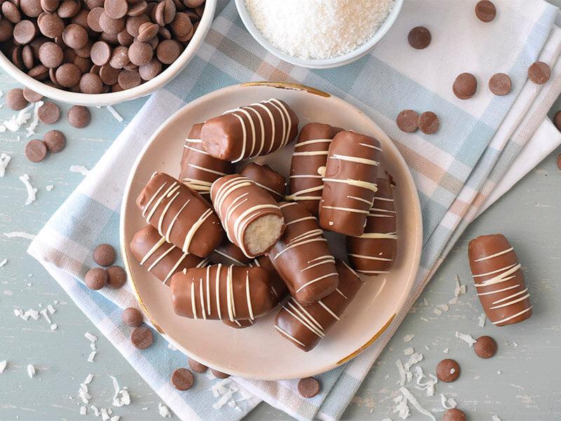 באונטי -חגיגה שוקולד וקוקוס