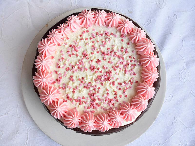 עוגת יום ההולדת צילום על