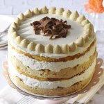 עוגת קפה חגיגית בהשראת כריסטינה טוסי