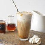 סירופ קרמל לקפה מפנק