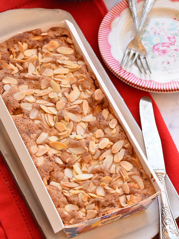 עוגת תפוחים קלה ומהירה