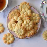עוגיות שפריץ – עוגיות חמאה מזולפות